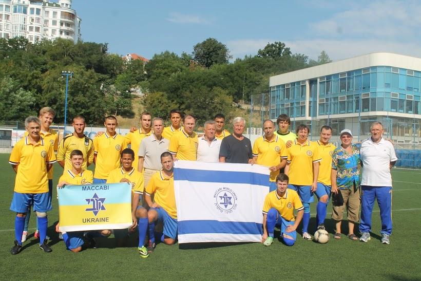 Турнир дружба Одесса 10-08-14